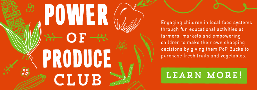 Power of Produce Club